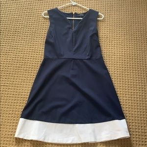 The Limited A-line dress